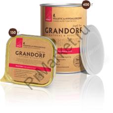 GRANDORF Veal Adult All Breeds консерва, телятина для взрослых собак всех пород