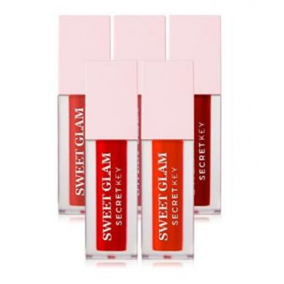Тинт для губ Secret Key Sweet Glam Velvet Tint  5гр