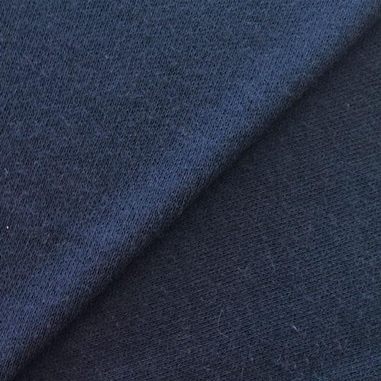 Лоскут трикотажной ткани 50*30 Темно-синий
