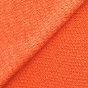 Лоскут трикотажной ткани Оранжевый 50х30