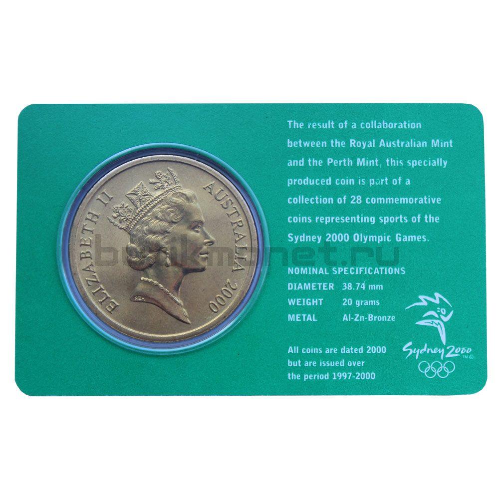 5 долларов 2000 Австралия Стрельба из лука (Олимпийские игры в Сиднее)