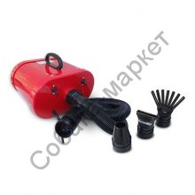 Фен-компрессор двухмоторный Chun Zhou Water Blower S 22-2300W Китай (Шанхай) (2 скорости)