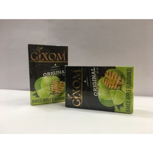 Табак для кальяна GIXOM BAKED APPLE 50g