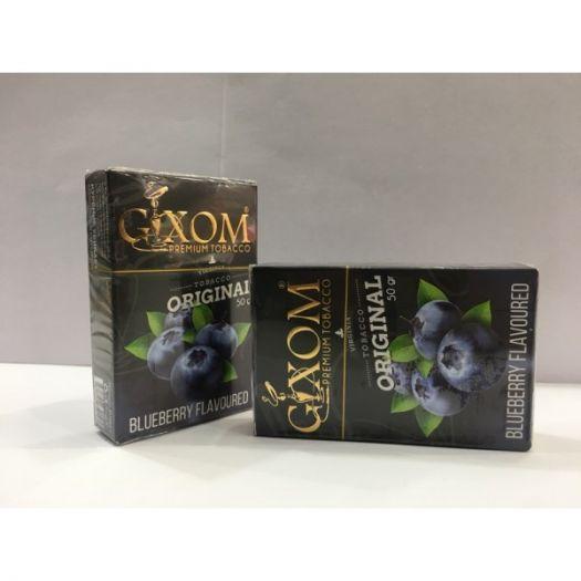 Табак для кальяна GIXOM BLUEBERRY 50g