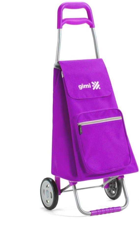 Сумка-тележка GIMI ARGO, фиолетовая