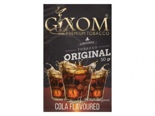 Табак для кальяна GIXOM COLA 50g
