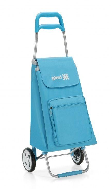 Сумка-тележка GIMI ARGO, голубая