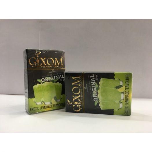Табак для кальяна GIXOM EXOTIC LEMONADE 50g