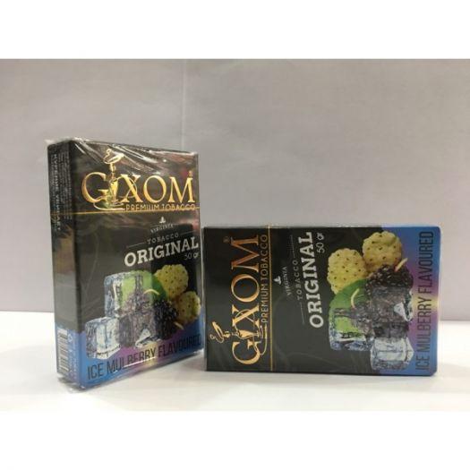 Табак для кальяна GIXOM ICE MULBERRY 50g