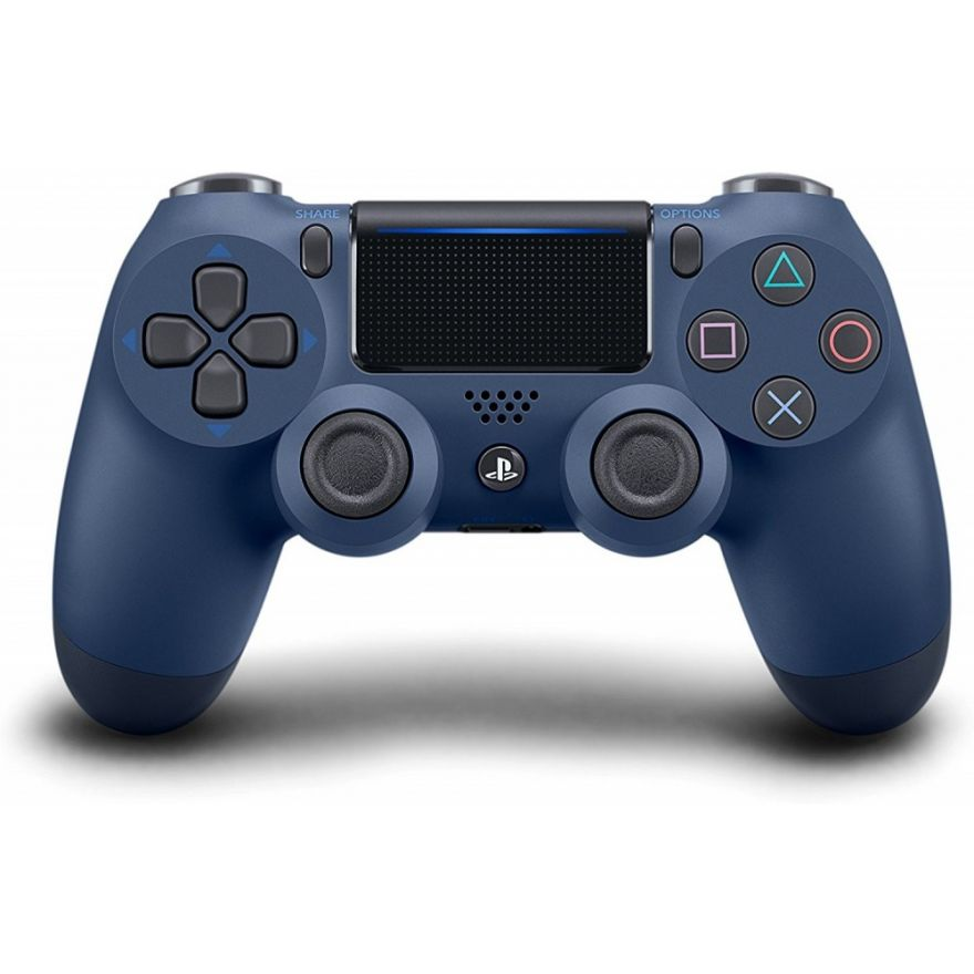 Геймпад Sony Dualshock 4 (ver.2) Midnight Blue (PS4)