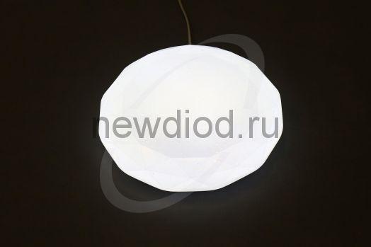 Потолочный светильник светодиодный ALMAZ GM121W/230 Oreol
