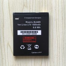 Аккумулятор Fly BL6409 для телефона IQ4406 ERA Nano 6 1600mAh оригинал