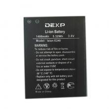 Аккумулятор для телефона DEXP Ixion E240 Strike 2 Original
