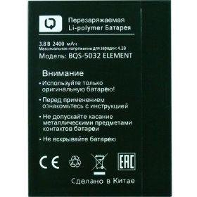 Аккумулятор для BQ BQS-5032 Element