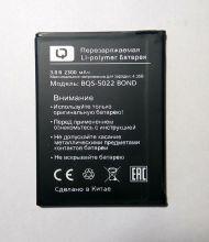 Аккумулятор для BQ BQS-5022 BQ-5022 Bond