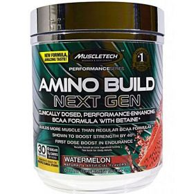 Amino Build Next Gen Energized Muscle Tech (280 гр) 30 порций
