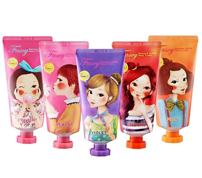 Крем для рук Fascy Moisture Bomb Hand Cream 40ml