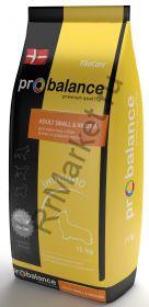 ProBalance Immuno корм сухой для взрослых собак малых и средних пород