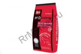 ProBalance Adult Grain Free (беззерновой)корм сухой для взрослых собак всех пород 10кг
