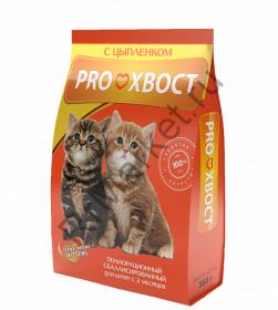 ProХвост для котят цыплёнок 350г