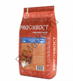 ProХвост для кошек рыба 10кг