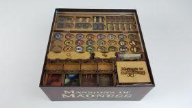 """Игронайзер (для всего, кроме миниатюр) для игры """"Mansions of Madness"""" 2-я редакция"""