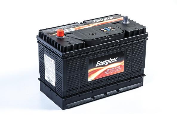 Автомобильный аккумулятор АКБ Energizer (Энерджайзер) Commercial 605 102 080 105Ач