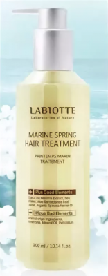 Бальзам для волос LABIOTTE MARINE SPRING TREATMENT 300мл