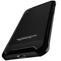 Чехол Spigen Reventon для iPhone X черный