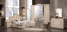 Спальня ОПЕРА 5-дверный шкаф, эмаль