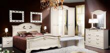 Спальня СОРРЕНТО 4Д-1.6 4-дверный шкаф, эмаль