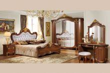 Спальня ЭЛИАНА 6-дверный, шкаф