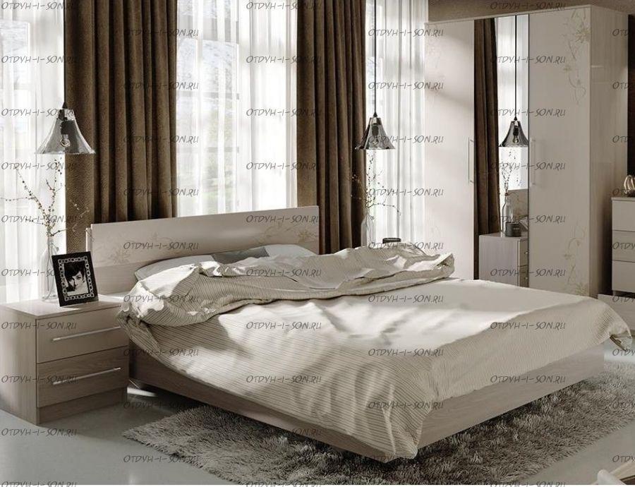 Кровать Мишель (160х200)