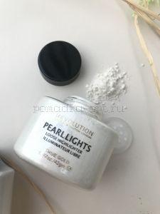 revolution pearl lights loose highlighter