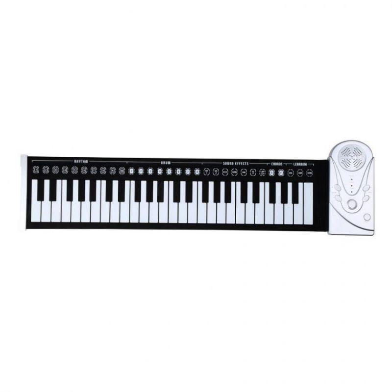 Гибкое пианино синтезатор Soft Keyboard Piano