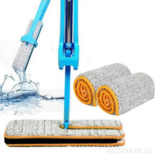 Самоотжимающаяся швабра Switch N Clean