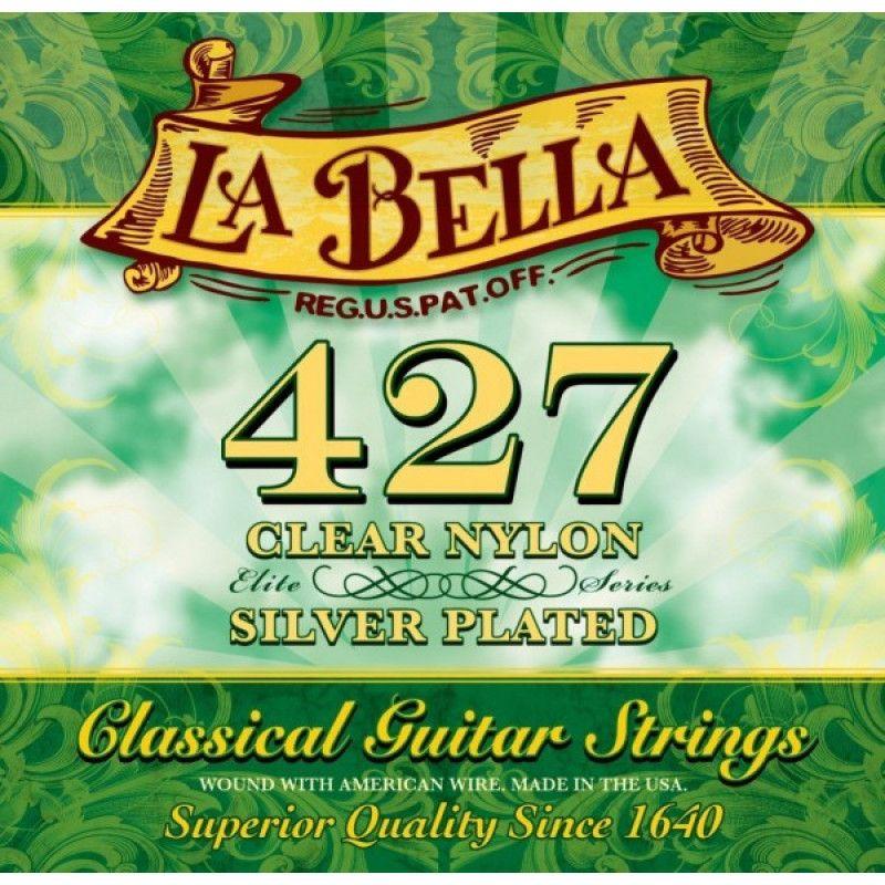 LA BELLA 427 Elite Струны для классич. гитары (среднее натяжение)