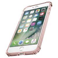 Чехол Spigen Crystal Shell для iPhone 7 Plus кристально-розовый