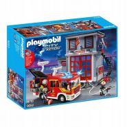 """Игровой набор Playmobil 9052 """"Пожарная часть"""""""