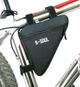 Сумка на раму велосипеда треугольник