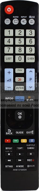 LG AKB73756504   SMART TV