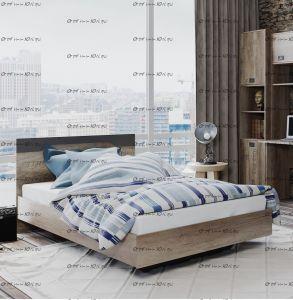 Кровать Пилигрим ТД-276.00.01 (120х200)