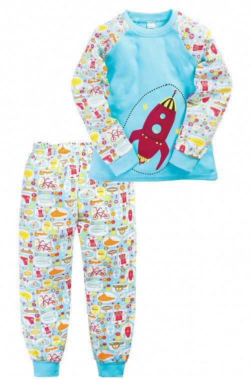 Пижама для мальчика Ракета