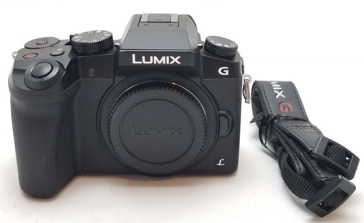 Panasonic Lumix DMC-G7K body