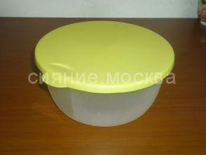 ЭМ-контейнер пищевой круглый 1,8 л