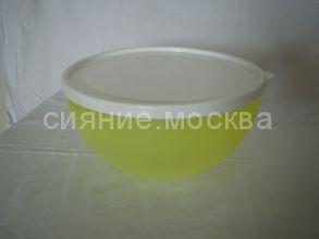 ЭМ-салатник с крышкой 2,5 л.