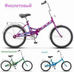 Складной велосипед Stels Pilot 410 (2020) (2019)