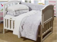 Постельное белье с одеялом и подушкой Бамбини для новорожденных Арт.1123/1