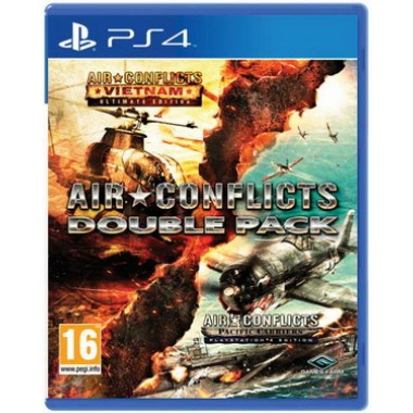 Игра Air Conflicts: Double Pack (PS4)