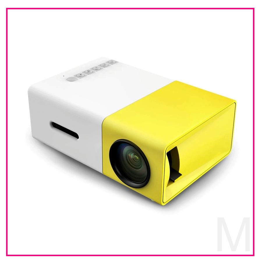Мини - проектор LED PROJECTOR YG300